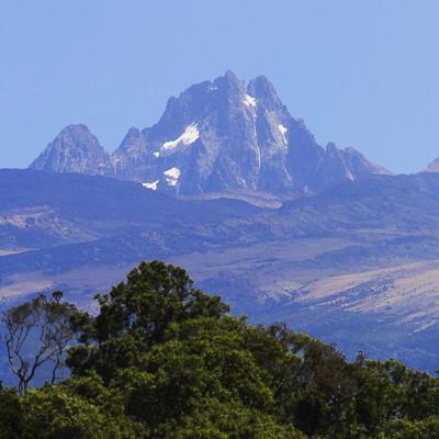 Mount Kenya National Park